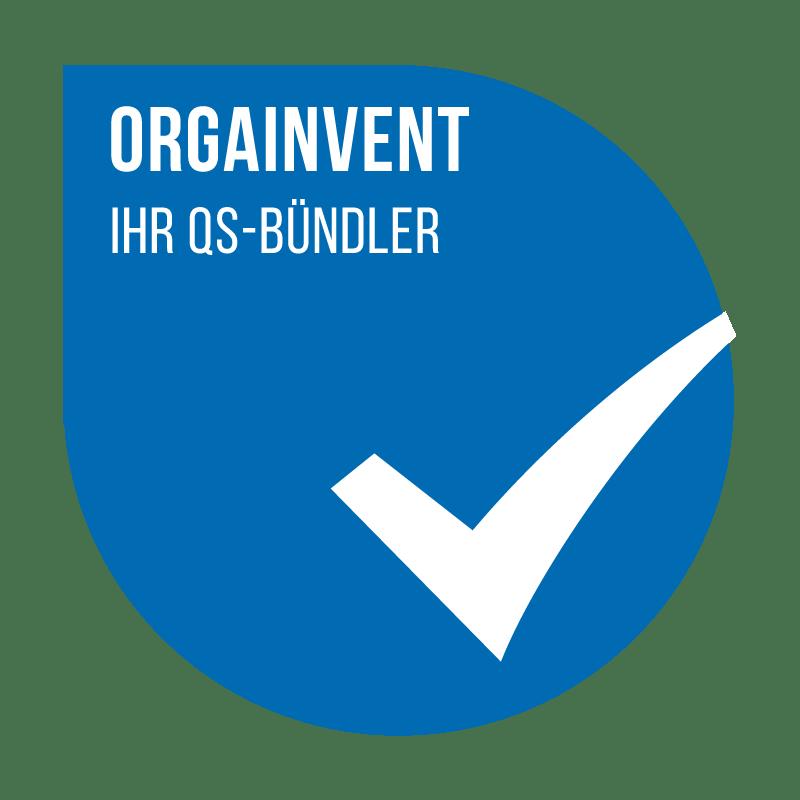 QS Bündelung mit Orgainvent